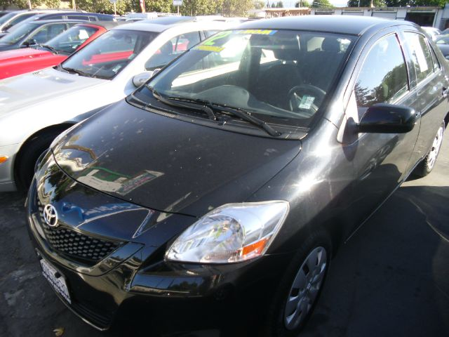 2012 TOYOTA YARIS SEDAN 4-SPEED AT black do not forget your on line car loan application