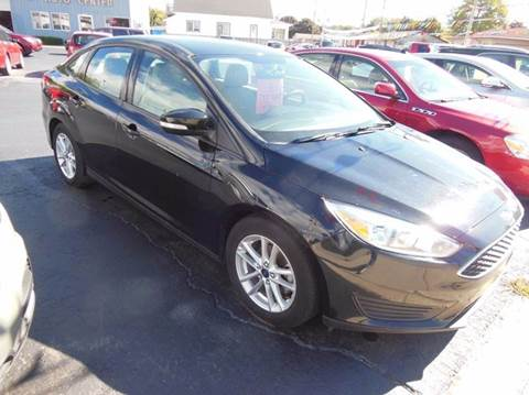 2016 Ford Focus for sale in Two Rivers, WI