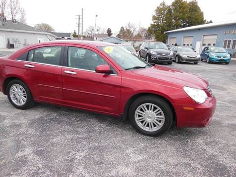 2007 Chrysler Sebring for sale in Two Rivers, WI