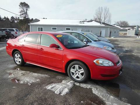 2010 Chevrolet Impala for sale in Two Rivers, WI