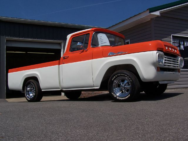 Used ford f 100 for sale for Tommie vaughn motors inc