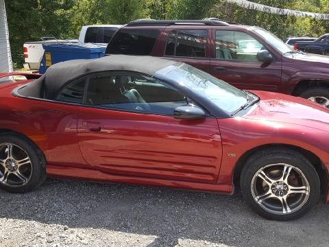 2001 Mitsubishi Eclipse Spyder for sale in Flat Rock, MI