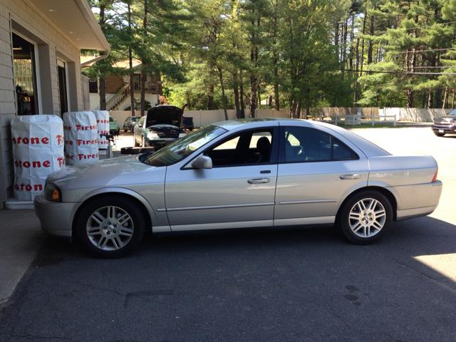 2003 Lincoln LS for sale in East Granby CT