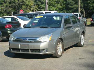 2008 Ford Focus for sale in East Granby, CT