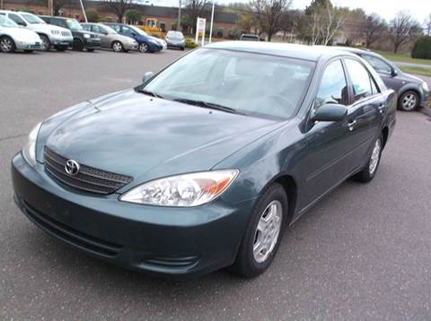2002 Toyota Camry for sale in East Granby, CT
