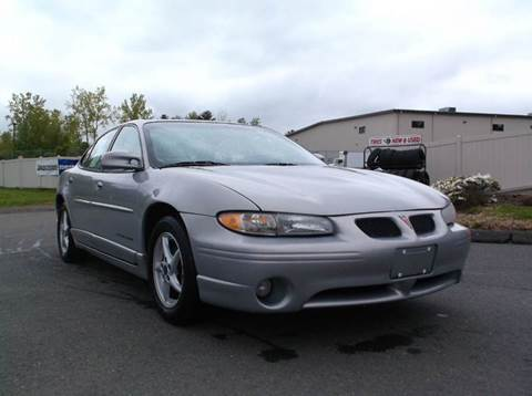 2000 Pontiac Grand Prix for sale in East Granby, CT