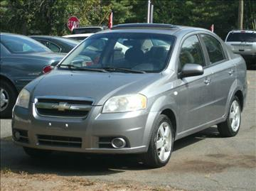 2008 Chevrolet Aveo for sale in East Granby, CT