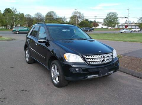 2006 Mercedes-Benz M-Class for sale in East Granby, CT