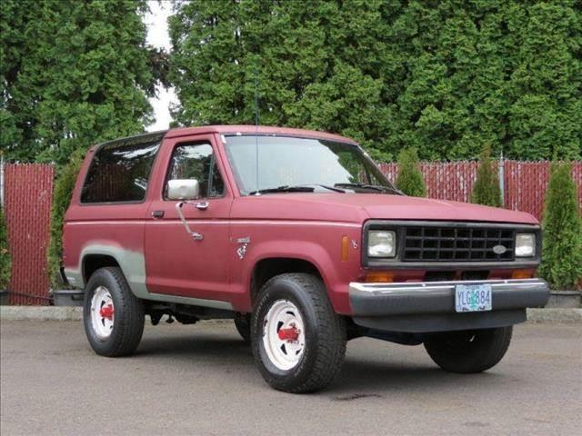 ford bronco ii for sale in new york. Black Bedroom Furniture Sets. Home Design Ideas