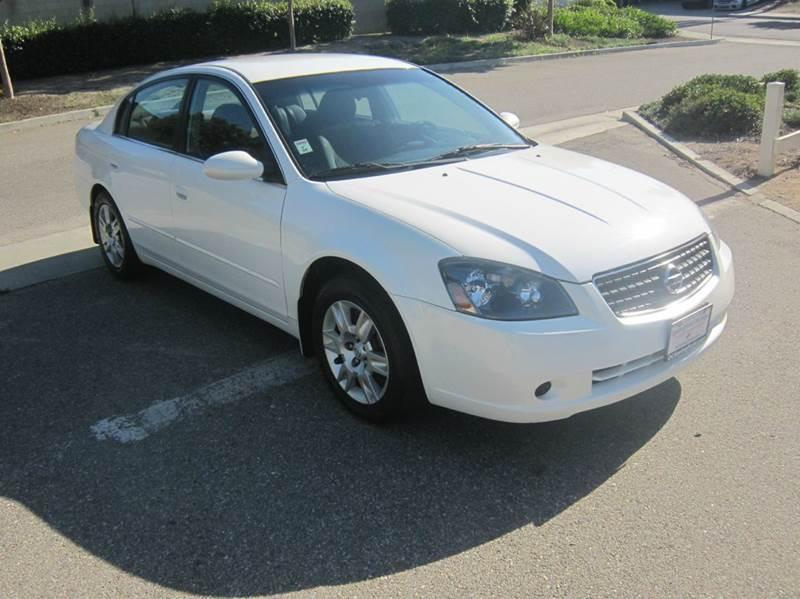 2005 Nissan Altima 2.5 S 4dr Sedan - Fullerton CA