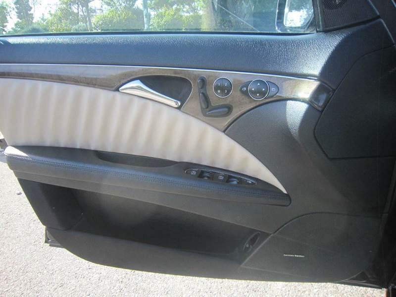 2007 Mercedes-Benz E-Class E 350 4dr Sedan - Fullerton CA