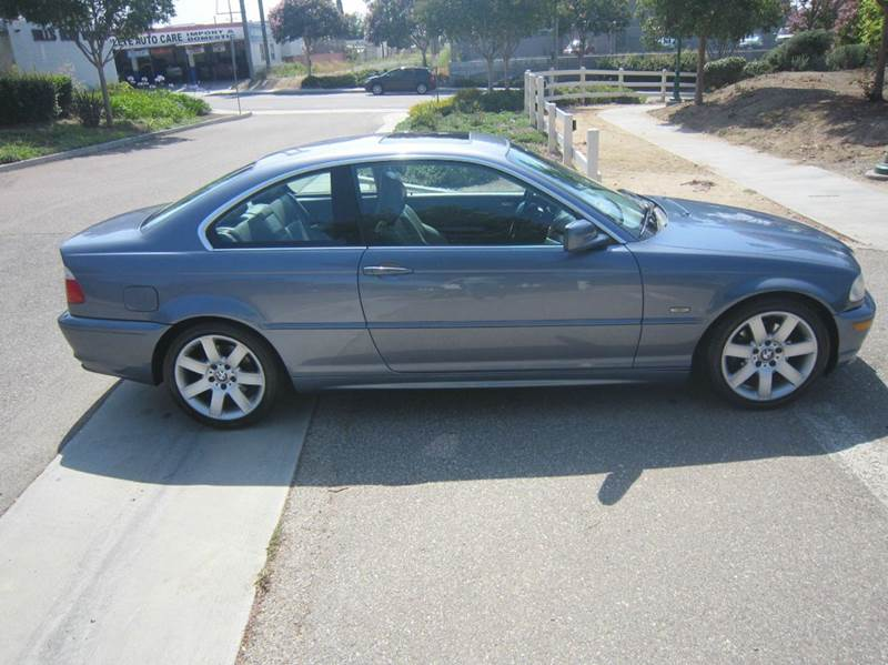 2002 Bmw 3 Series 325Ci 2dr Coupe In Fullerton CA  SPRINGFIELD