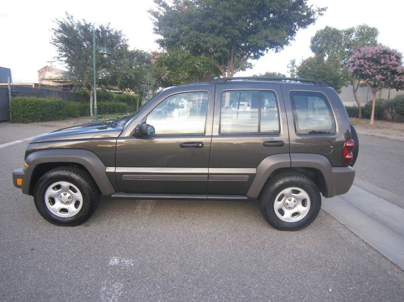 2006 Jeep Liberty Sport 4dr SUV - Fullerton CA