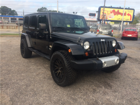 2008 Jeep Wrangler Unlimited for sale in Norfolk, VA