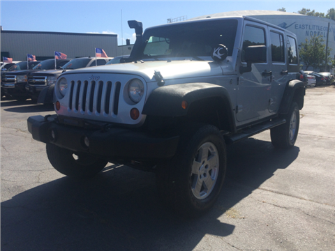 2007 Jeep Wrangler Unlimited for sale in Norfolk, VA