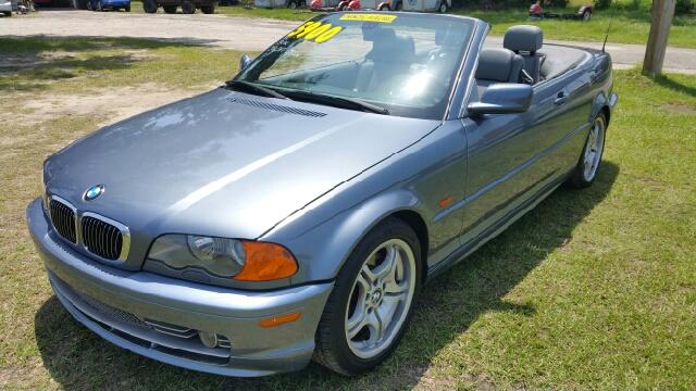 2001 BMW 3 Series 330Ci 2dr Convertible - Foley AL