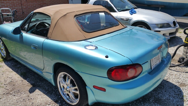 2002 Mazda MX-5 Miata SE 2dr Roadster - Foley AL
