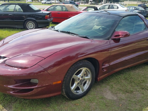 2000 Pontiac Firebird for sale in Foley, AL