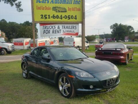 2004 Mazda RX-8 for sale in Foley, AL