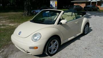 2004 Volkswagen New Beetle for sale in Foley, AL