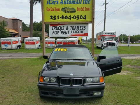 1995 BMW 3 Series for sale in Foley, AL