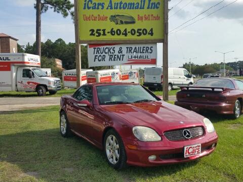 2002 Mercedes-Benz SLK for sale in Foley, AL