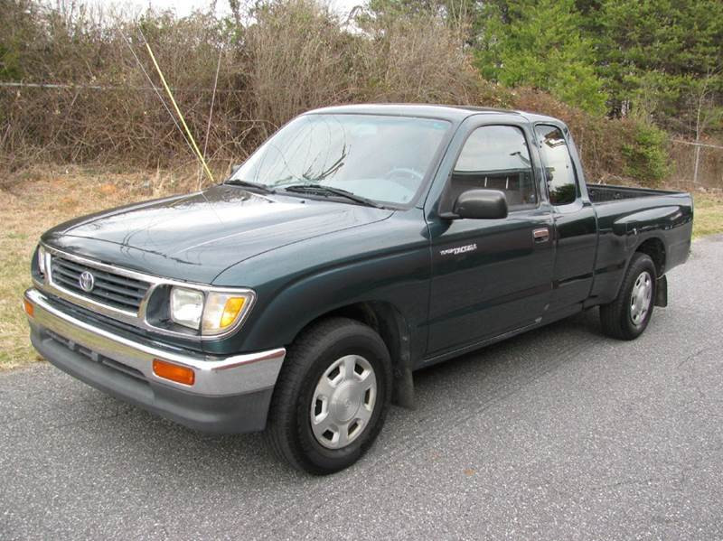 1996 toyota tacoma 2dr extended cab sb in hickory nc. Black Bedroom Furniture Sets. Home Design Ideas