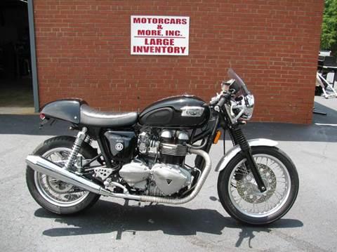 2006 Triumph Thruxton
