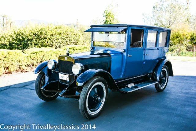 1923 Columbia Sedan