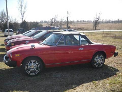 1978 FIAT 124 Spider for sale in West Plains, MO