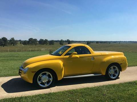 2003 Chevrolet SSR for sale in West Plains, MO