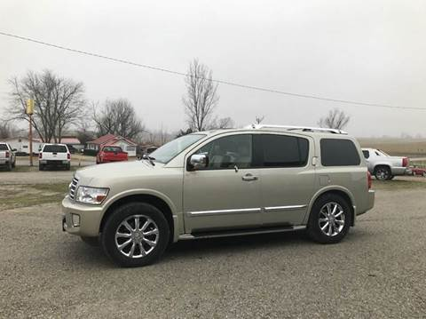 2009 Infiniti QX56 for sale in West Plains, MO