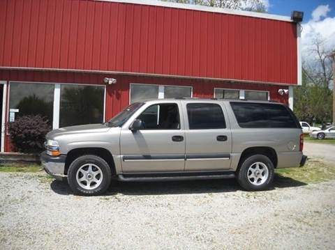 2003 Chevrolet Suburban for sale in West Plains, MO