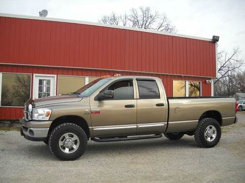 2008 Dodge Ram Pickup 2500 for sale in West Plains, MO