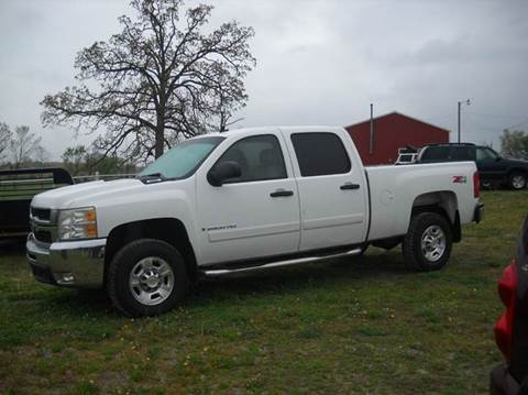 2007 Chevrolet Silverado 2500HD for sale in West Plains, MO
