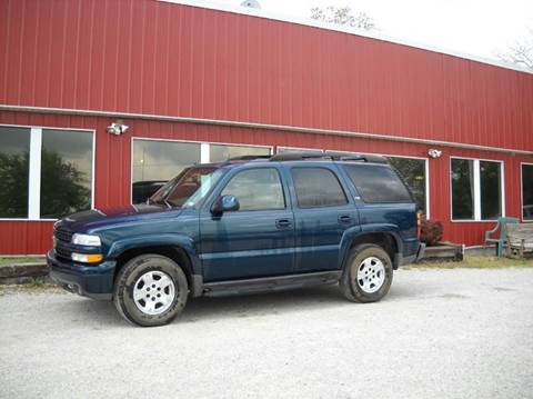 2005 Chevrolet Tahoe for sale in West Plains, MO
