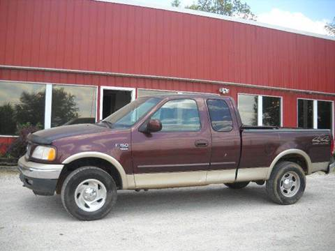 2000 Ford F-150 for sale in West Plains, MO