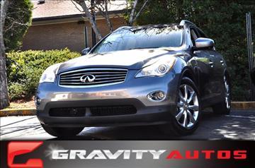 2013 Infiniti EX37 for sale in Atlanta, GA