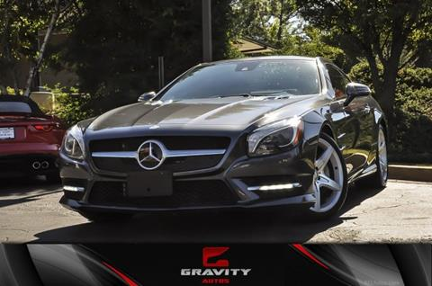 2013 Mercedes-Benz SL-Class for sale in Atlanta, GA