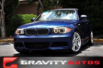 2012 BMW 1 Series for sale in Atlanta, GA