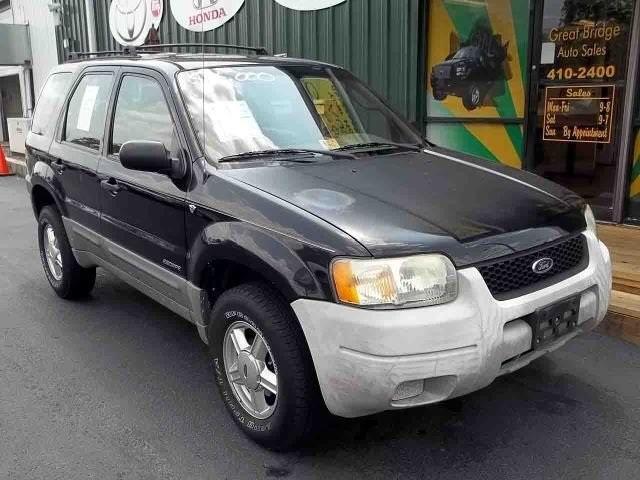 2002 Ford Escape for sale in Chesapeake VA