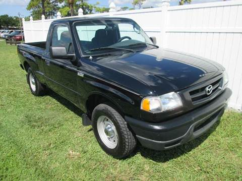 2006 Mazda B-Series Truck for sale in Brooksville, FL