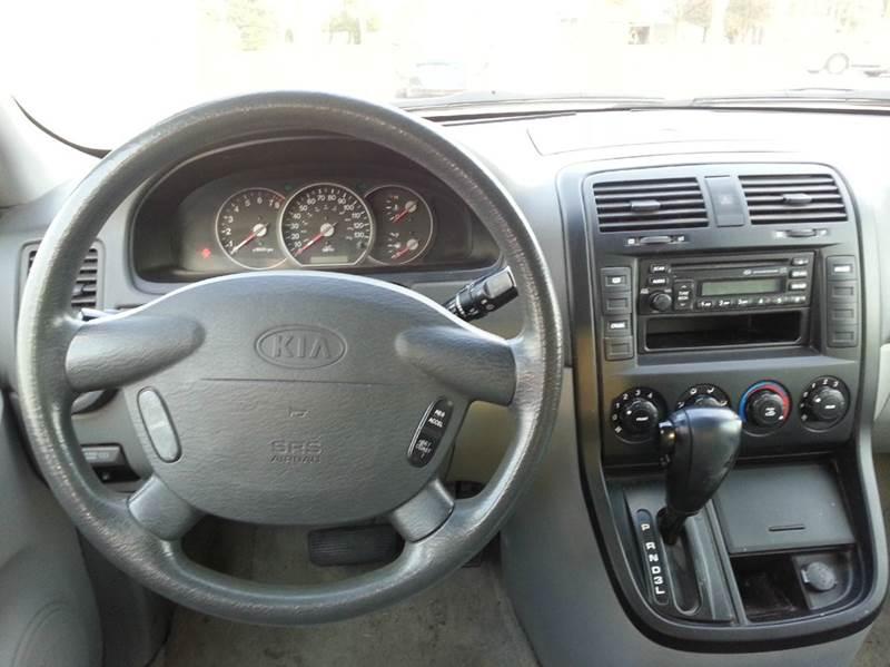 2005 Kia Sedona 4dr LX Mini-Van - Anderson IN