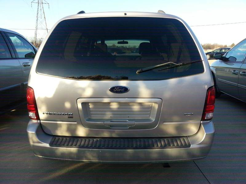 2006 Ford Freestar SEL 4dr Mini-Van - Anderson IN