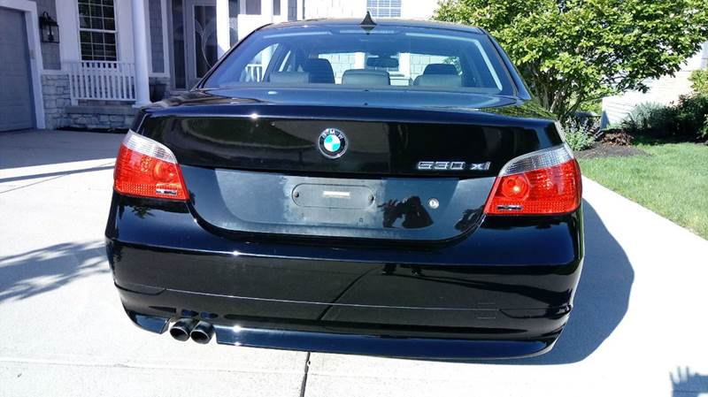 2007 BMW 5 Series 530xi AWD 4dr Sedan - Anderson IN