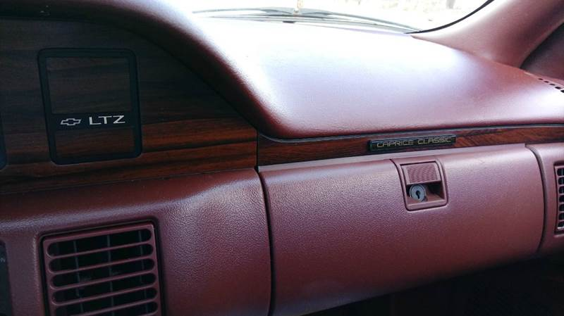 1991 Chevrolet Caprice Classic 4dr Sedan - Anderson IN