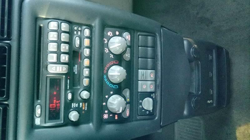 2003 Pontiac Montana MontanaVision 4dr Extended Mini-Van - Anderson IN