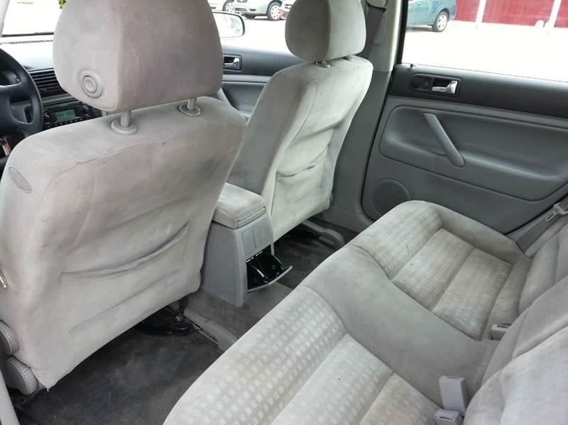 2003 Volkswagen Passat 4dr GLS 1.8T Turbo Sedan - Anderson IN