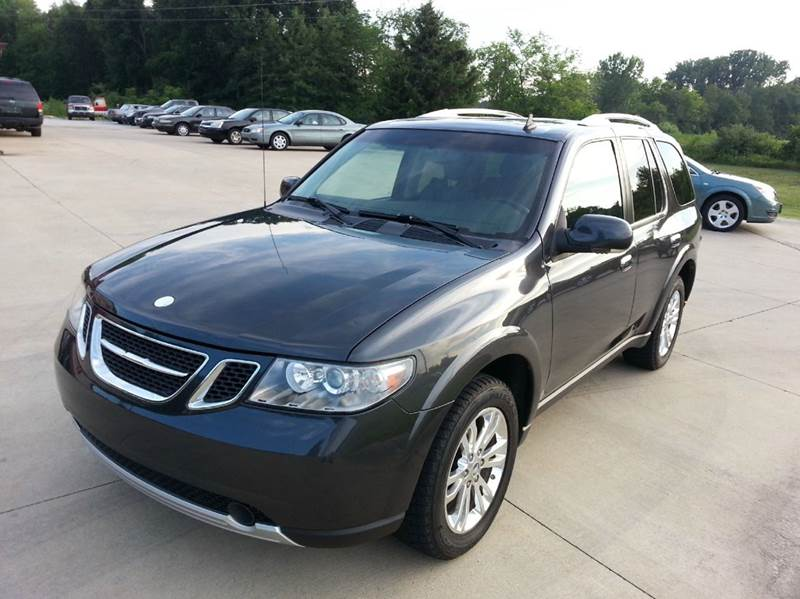 2007 saab 9 7x awd 4dr suv in anderson in southside. Black Bedroom Furniture Sets. Home Design Ideas