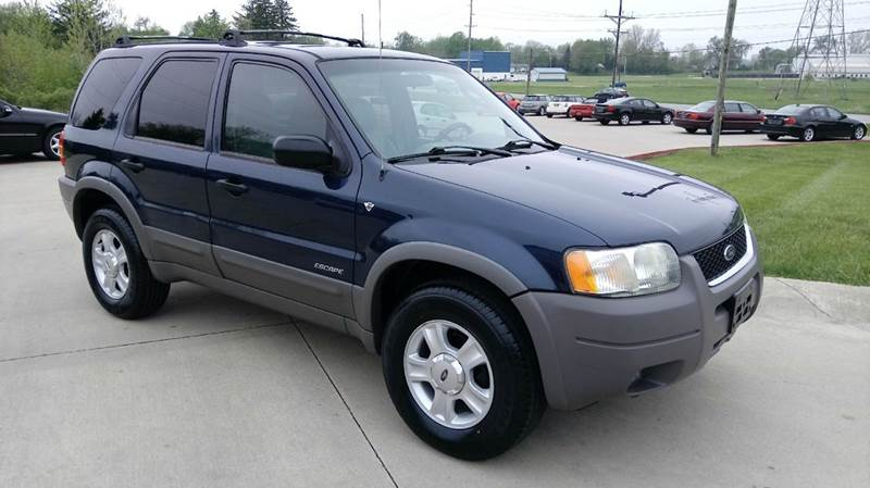 2002 Ford Escape XLT Choice 4WD 4dr SUV - Anderson IN